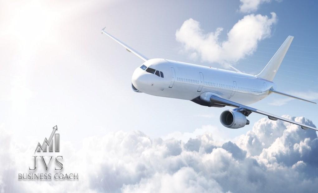 Verkoop de bestemming, niet het vliegtuig