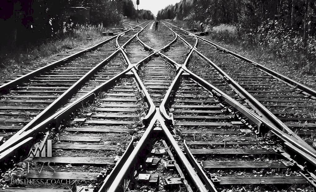 De weg afsnijden naar succes?