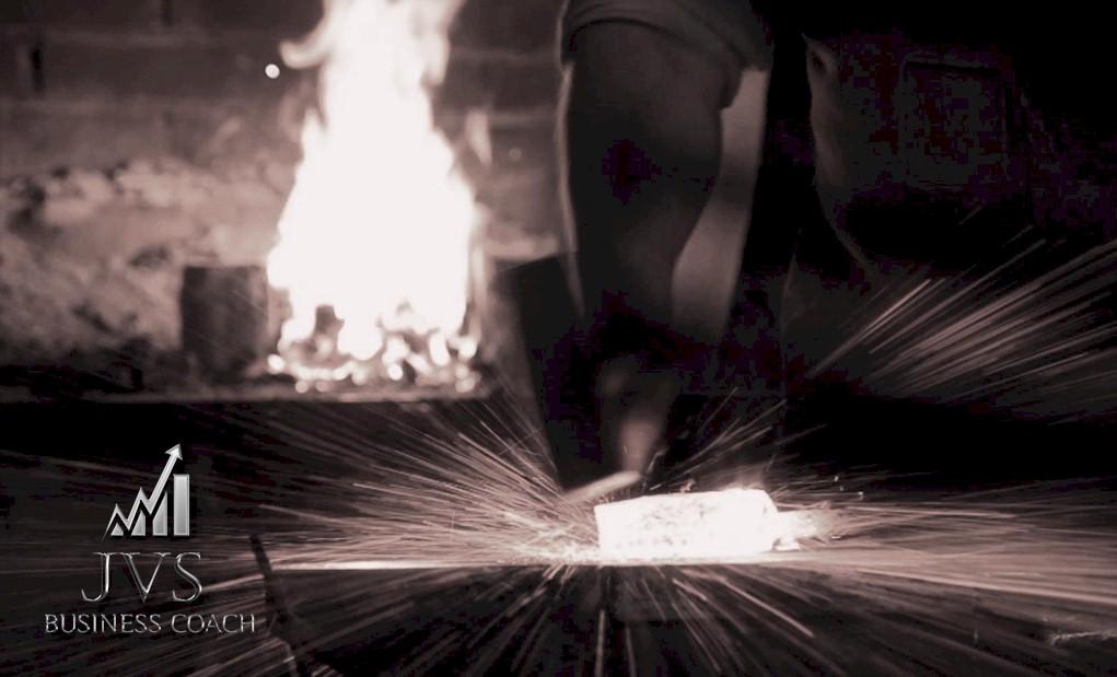 Het ijzer smeden als het heet is
