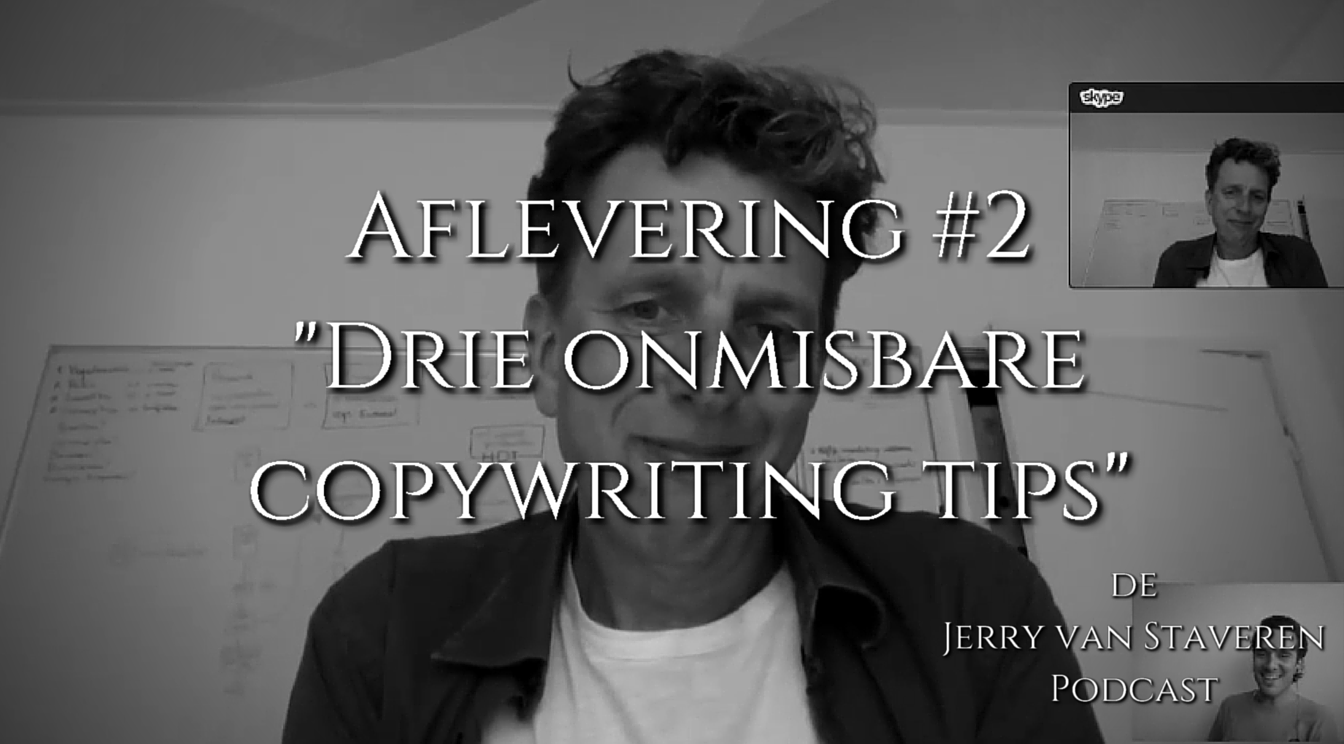 JVS02 Drie Onmisbare Copywriting Tips door de Expert