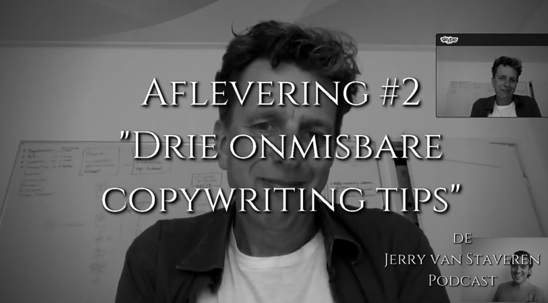 JVS02 Drie Onmisbare Copywriting Tips door de Expert