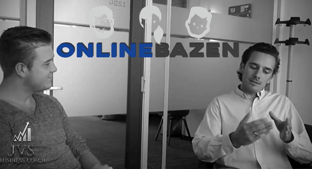 BECOMING AN ONLINE BOSS – Interview met Jerry van Staveren