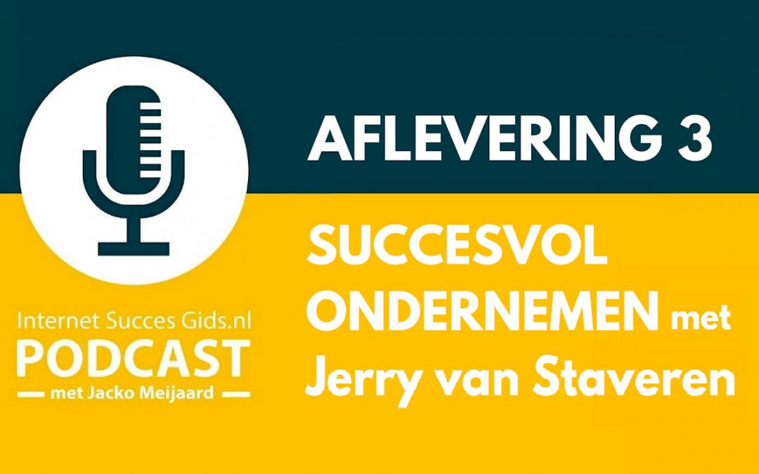 JVSP11 INTERNET SUCCES GIDS JERRY VAN STAVEREN
