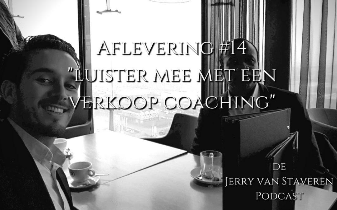JVSP14 LUISTER MEE MET EEN VERKOOP COACHING