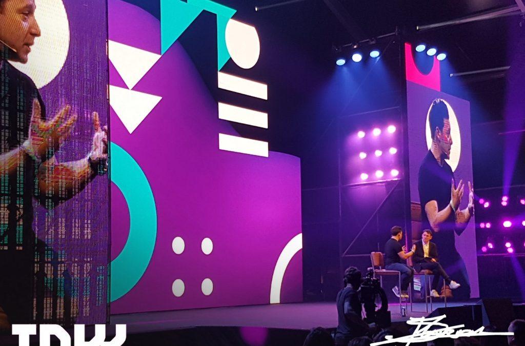 #TNW 2019 | Life is a Tech Party | Dag 2 verslag |