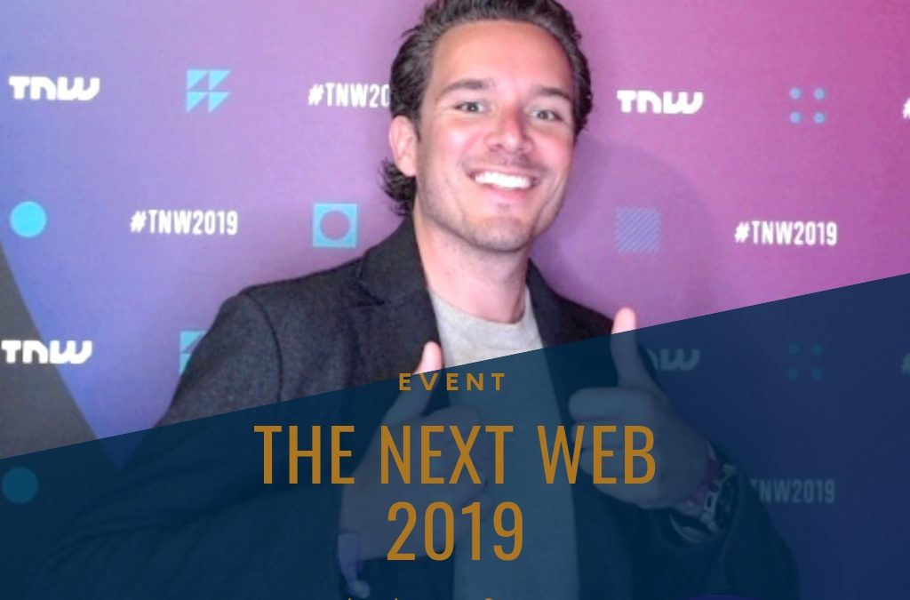 The Next Web 2019 [event]