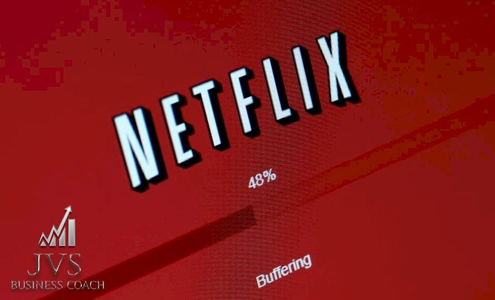 Het einde van het Netflix tijdperk