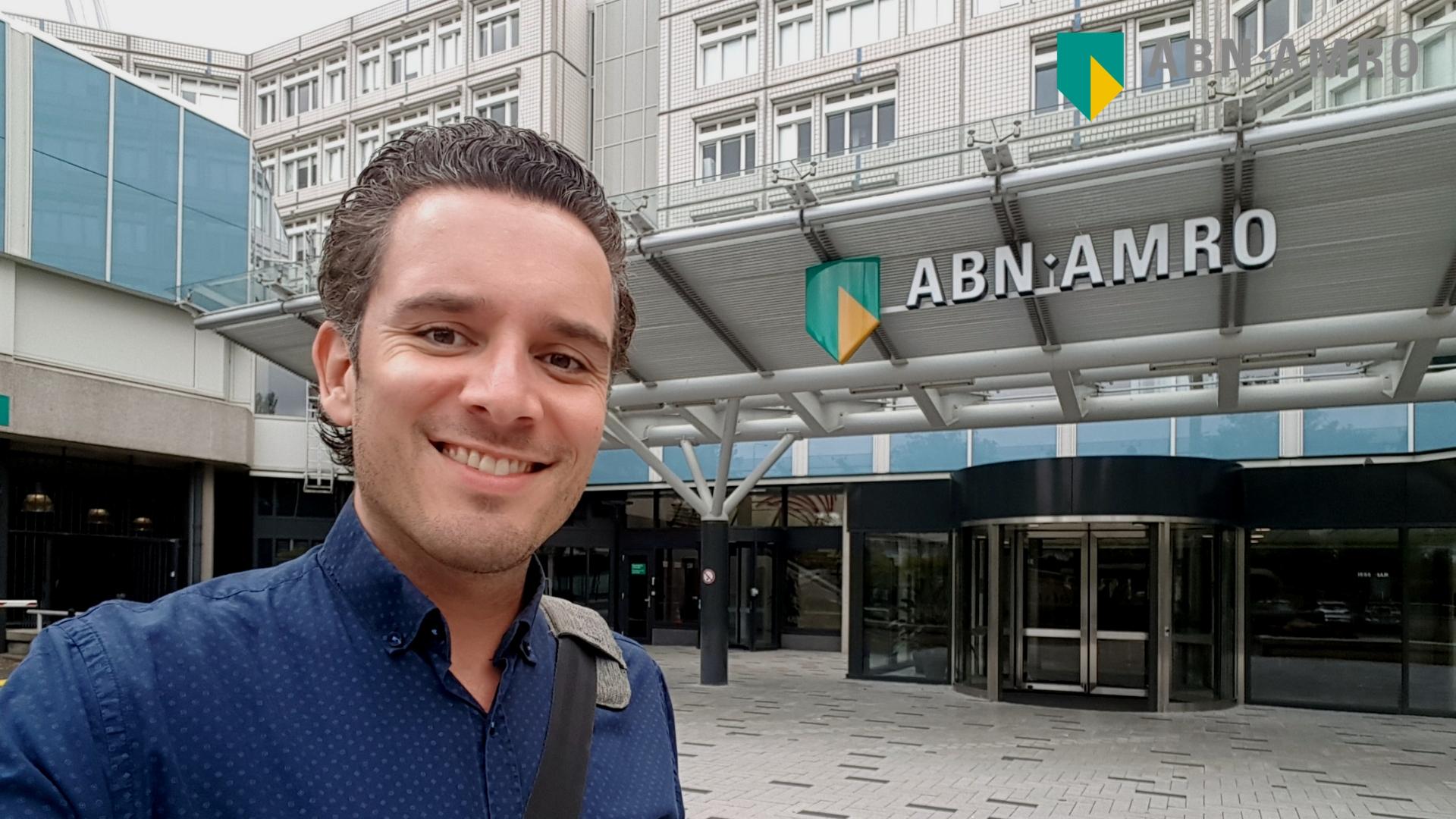 ABN AMRO - Project Senior Implementatie Consultant - Jerry van Staveren