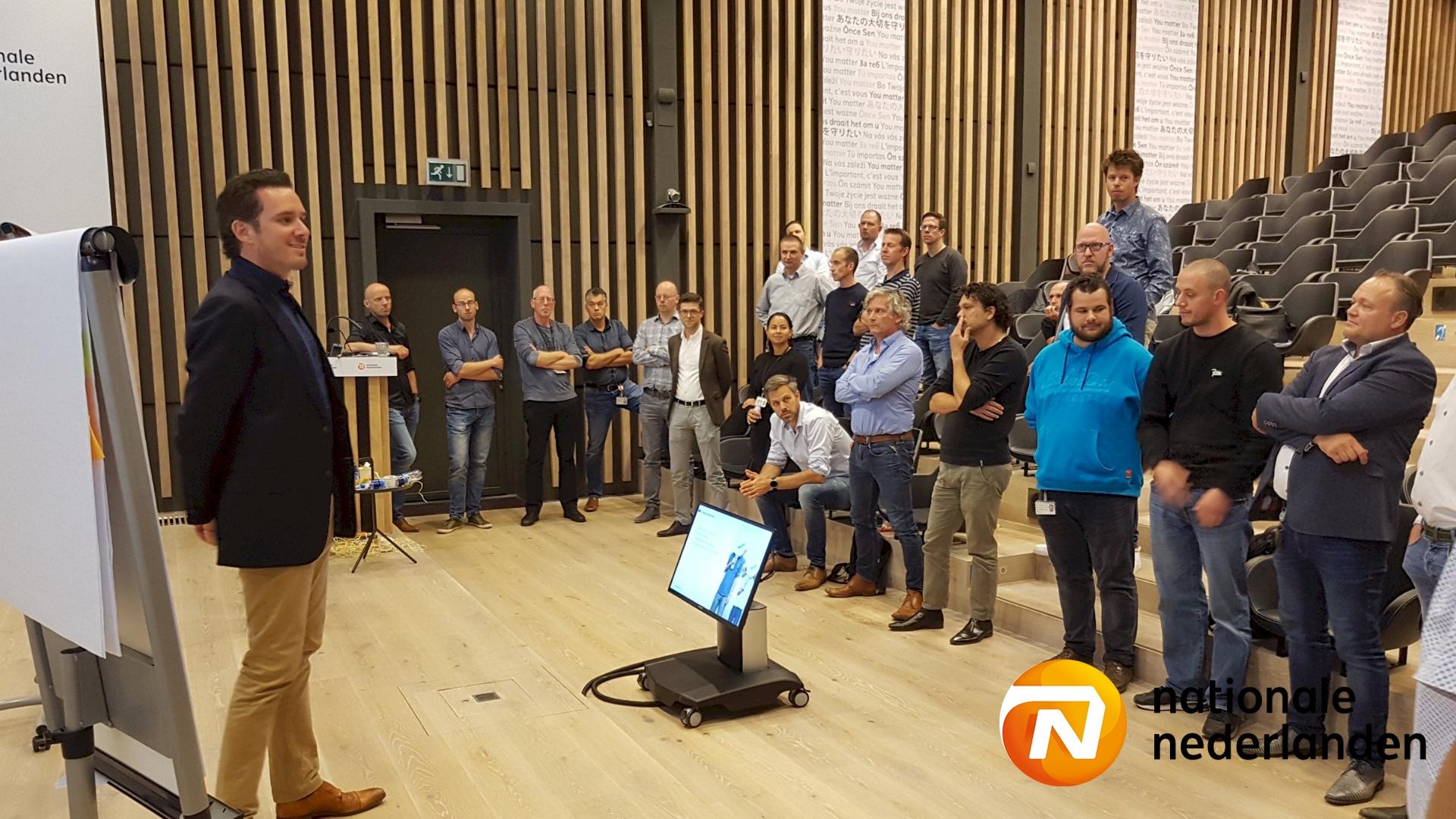 Nationale Nederlanden - Communicatie - Jerry van Staveren 9