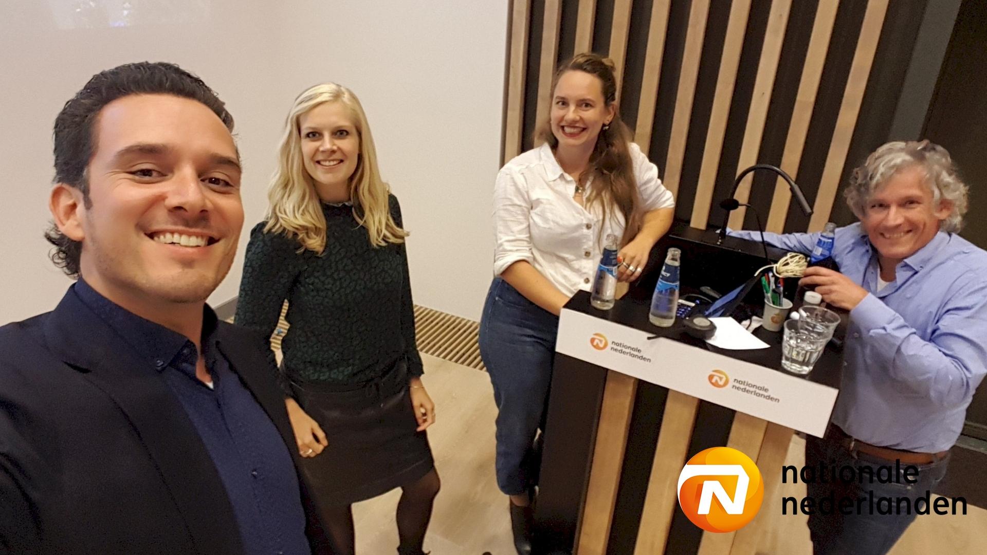 Nationale Nederlanden - Communicatie - Jerry van Staveren