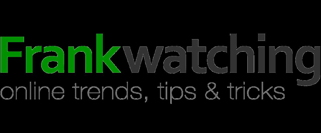 Frankwatching logo