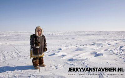 Verkoop eskimo's geen ijs